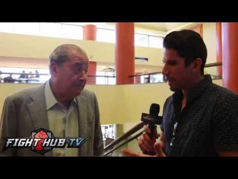Bob Arum just offered Chavez Jr a Froch fight in Jan Says Haymon promising him Mayweather Canelo