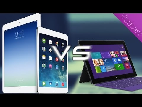Duelo: iPad vs Surface Pro 3
