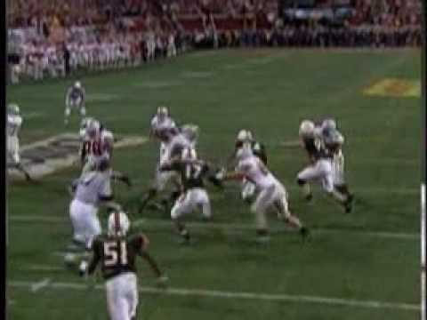 2003 Fiesta Bowl is listed (or ranked) 7 on the list The Biggest College Bowl Game Upsets Ever