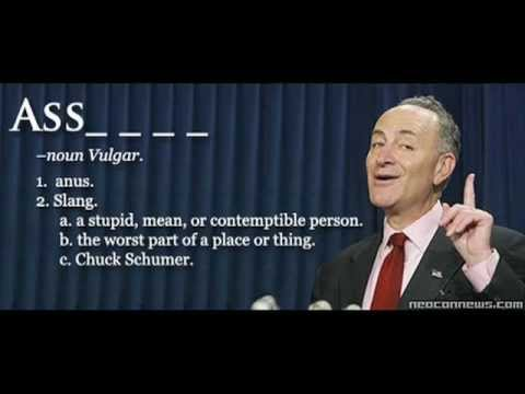 "The Daily Salvo for June 6, 2012 - ""Chuck Schumer and Family Values"""