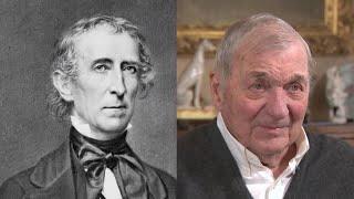 How President Tyler, born in 1790, still has two living grandsons