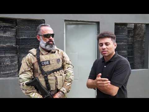 COE da Polícia Civil mostra bastidores do treinamento em base de Salvador