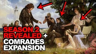 Huge FFXV Update! SEASON TWO REVEALED, Comrades Standalone Game + Loads More!
