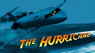 "GTA 5 ""The HURRICANE"" - The Story of Three Pilots 