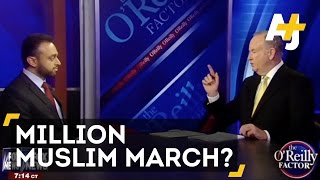 Bill O'Reilly Suggests Million Muslim March Against ISIS
