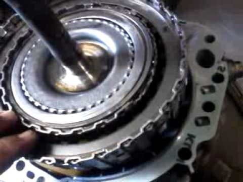 Jaguar 5hp 24 Forward Drum Failure 6 Youtube