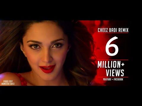 Tu Cheez Badi Hai Mast (Remix) | Machine | DJ SHIVA & RAKESH | Mustafa & Kiara | Monster Editz