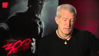 Mark Twight (300 lead trainer) video interview