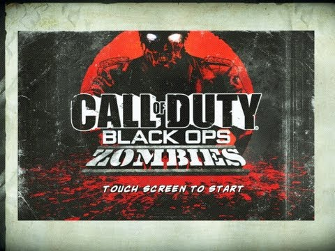 Call of Duty: Black Ops ZOMBIES: iPhone App Review