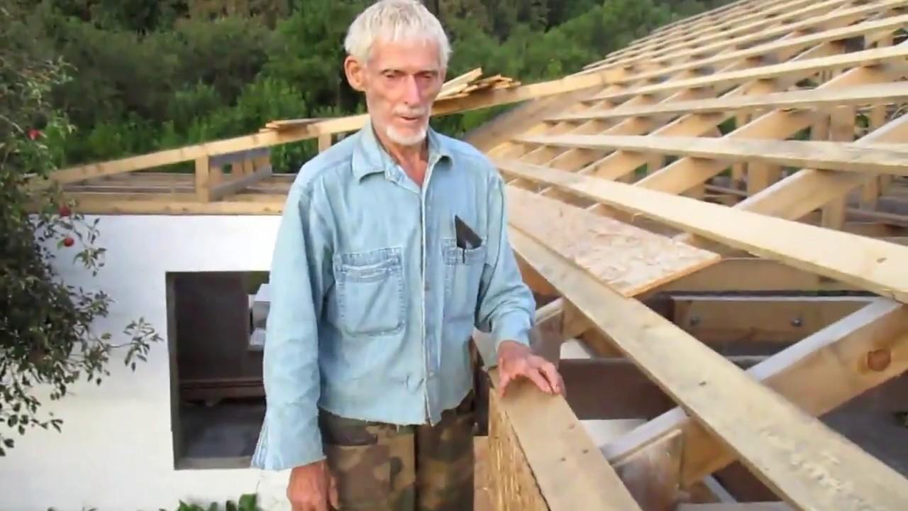 Строим дом своими руками в ютубе 964