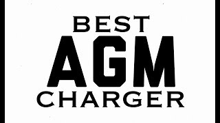 AGM Battery Charger Review - NAPA AGM Battery Review - NOCO Genius G7200 Review
