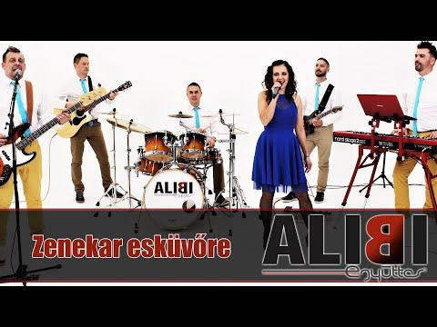 Alibi Együttes 2020 - Zenekar esküvőre, rendezvényekre - Wedding Band Hungary