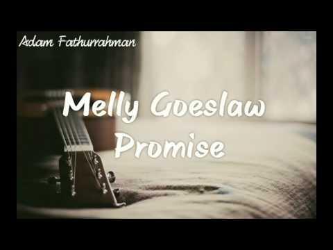 download lagu Melly Goeslaw -  Promise Akustik Gitar + lirik (NoVocal) gratis