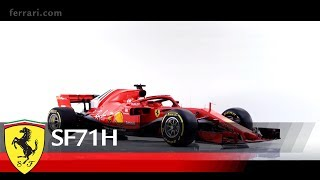 The SF71H revealed