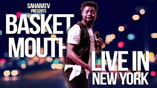 BASKETMOUTH UNCENSORED: Live In New York City