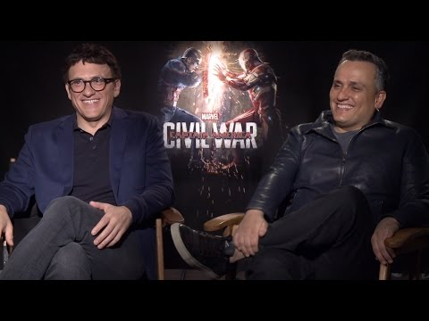 Anthony & Joe Russo on 'Captain America: Civil War' and How 'John Wick' Directors Helped with Action