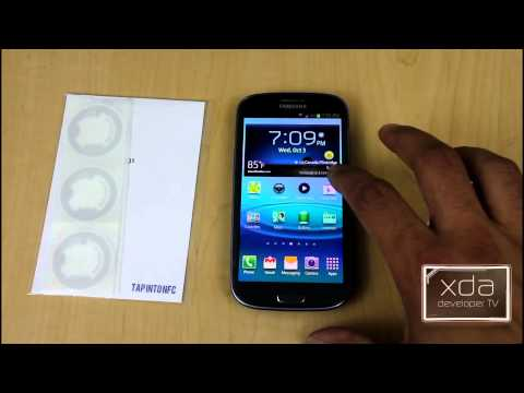 Control Your Phone with NFC Tags Using AnyTAG NFC-- App Review