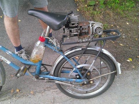 weed wacker bike motokolo youtube