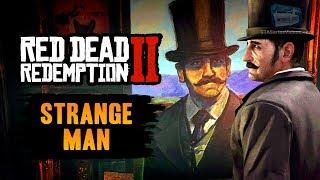 Red Dead Redemption 2 Easter Egg - The Strange Man