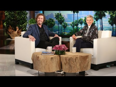 T.J. Miller Talks Living with His Father-in-Law
