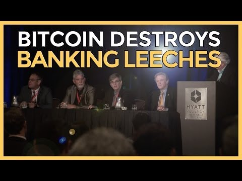 Bitcoin Destroys Banking Leeches | Mike Maloney