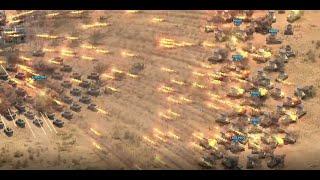 Trains, Karl's, Aviation || 30! Guns Base Attack Desert Order || 5 June 2019