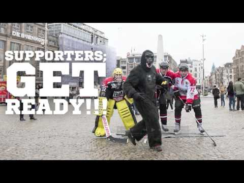 Amstel Tijgers Play-Off Promo
