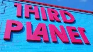 THIRD PLANET COMIC BOOK TOY STORE TOUR HOUSTON TX