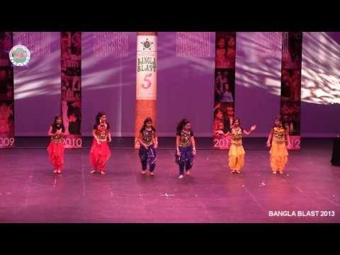 Bangla Blast 2013: Ai Ai Ke Jabi Dance