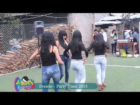 """K-pop Ayacucho """"Party - Time"""" por el 1º aniversario de W-Times"""