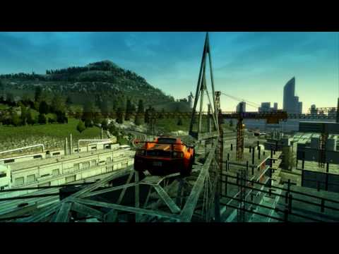 Burnout Paradise glitch Tutorial