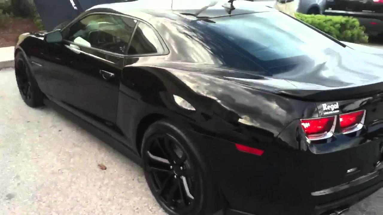 2013 Chevy Camaro Ls1 Youtube