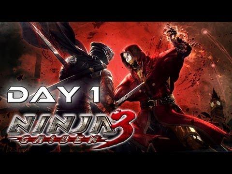 Detonado - Ninja Gaiden 3 - Day 1 (Xbox 360)