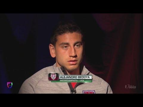 Alejandro Bedoya: 'Landon Donovan es el mejor jugador de la MLS´