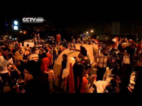 Egypt: Thousands Gather to Laud Their President Elect