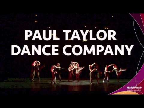Paul Taylor 2014//15 Northrop Season
