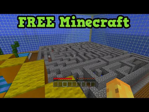 Minecraft FOR FREE in Northern Ireland Schools