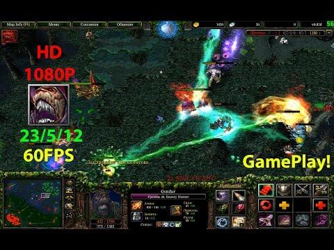★DoTa Gondar - Let's Play 6.83★!KDA: 23/5/12!!★