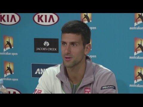 Djokovic excited by Becker partnership