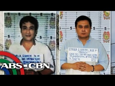 Bong, Jinggoy set for arraignment