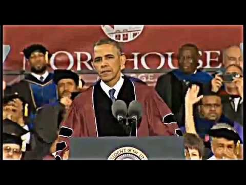 [FULL] President Obama's Morehouse College Commencement Speech