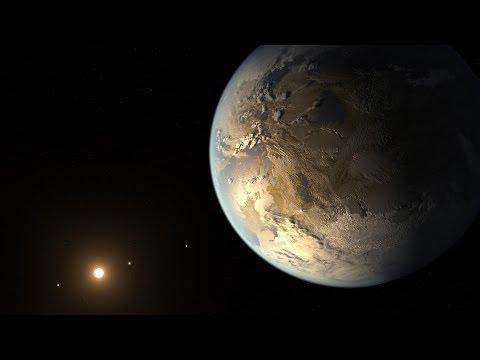 La NASA descubre planeta similar a la Tierra - Kepler 186 f