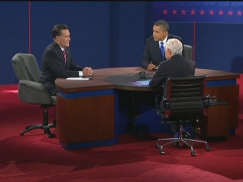 Barack Obama and Mitt Romney debate Israel and Iran in third presidential debate