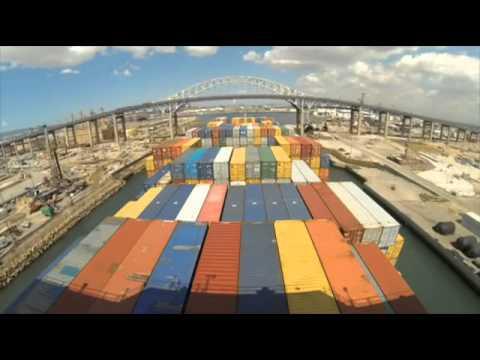 Jacobsen Pilot Service in the Port of Long Beach - 2014-04-01