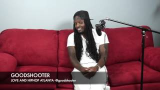 Good Shooter from Love and Hiphop Atl get's sentimental with his apology to his wife