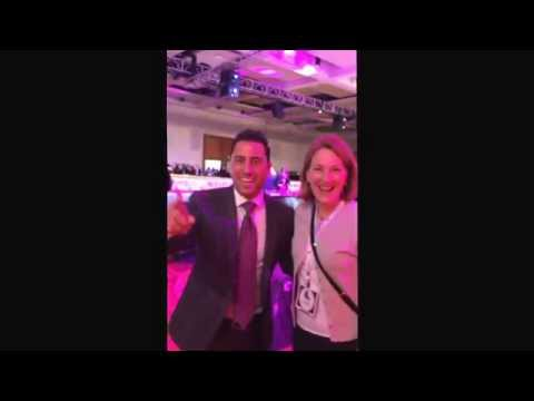 Shout out from Josh Altman, Bravo's Million Dollar Listing