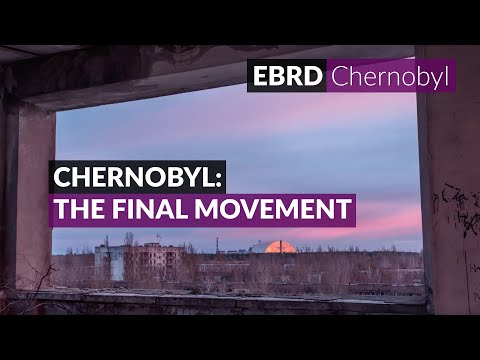 Unique engineering feat concluded as Chernobyl arch reaches resting place