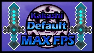 MINECRAFT PVP TEXTURE PACK - KAKASHI PACK DEFAULT EDIT 1.7.X/1.8.X