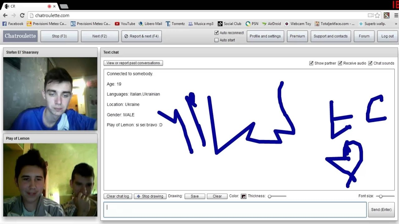 how to use chatroulette on ipad