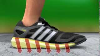 New BASF foam Infinergy revolutionizes adidas running shoe